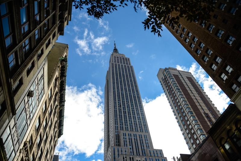 Quel Gratte Ciel Mieux Empire State Building