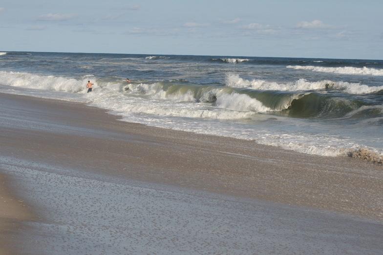 Sur quelles plages bronzer et se baigner new york long for Nudiste piscine
