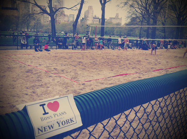 Beach Party @ Central Park : By Capucine  - Avril 2011