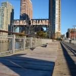Allez découvrir le Gantry Plaza State Park dans le Queens
