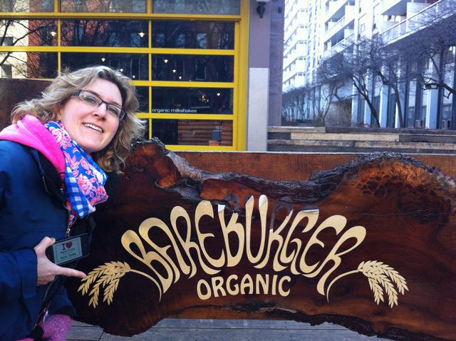 Dédicace au Bareburger - Février 2013