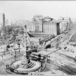 Des photos de New York au passé et au présent