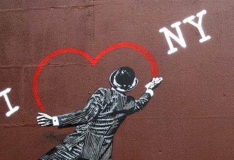 Les 10 oeuvres de Street Art à voir à New York City