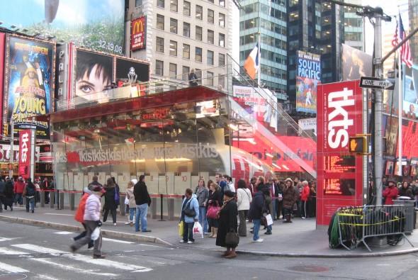 Times Square Car Crash Video