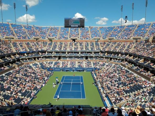 US Open nyc