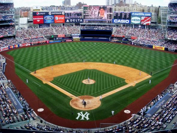 yankees stadium new york