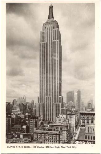 The Empire State Building Son Son Histoire