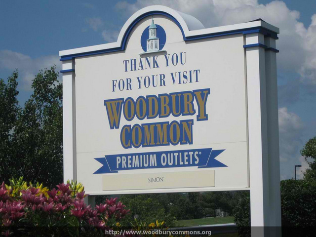 Take a trip to woodbury common premium outlets f
