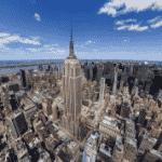 New York vu d'en haut et en 360° comme vous ne l'avez jamais vu !!!