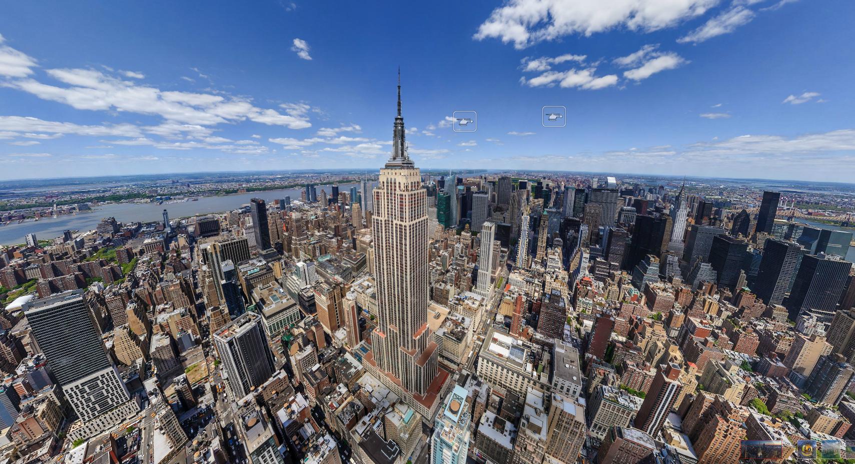 Les bons plans pour un voyage new yorknew york vu d 39 en Table vue de haut
