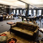 J'ai visité 2 espaces de coworking à New York : Wix Lounge & The Fueled Collective