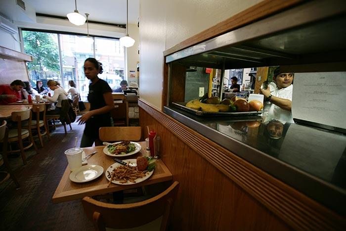 Pancake Bar Restaurant
