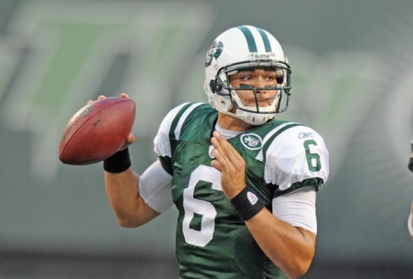 NFL: AUG 14 Preseason - Rams at Jets