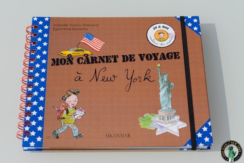 offrez mon carnet de voyage new york jo moi votre enfant. Black Bedroom Furniture Sets. Home Design Ideas