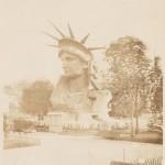 14 magnifiques photos de la construction de la Statue de la Liberté à Paris