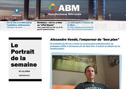 aqui bordeaux metropole abm le portrait de la semaine blogueur alexandre vende novembre 2016