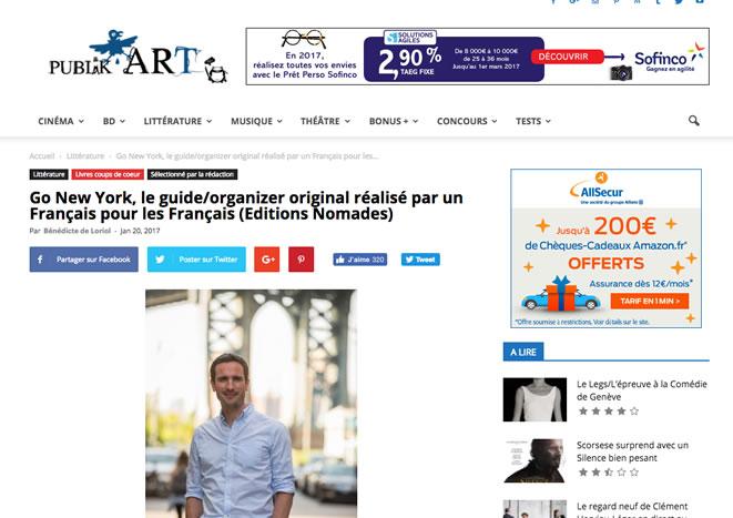 publik art go new york blogueur alexandre vende janvier 2017