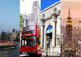 tours combo new york