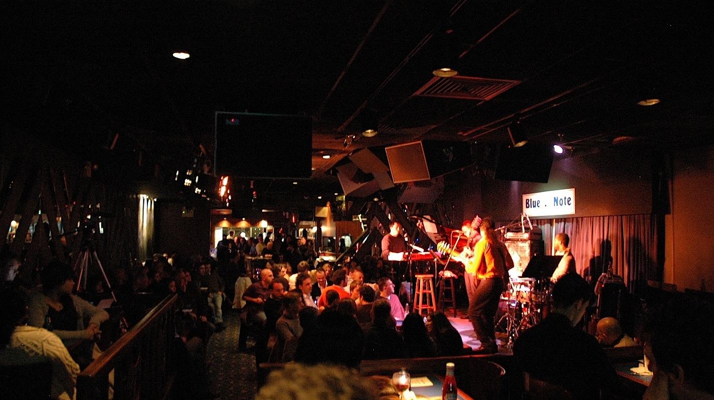Jazz And Restaurant Nyc