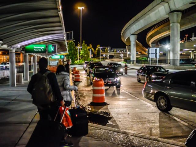 Transfert Taxi Aeroport Washington Centre Ville