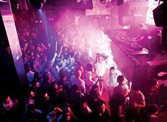 clubbing in new york city