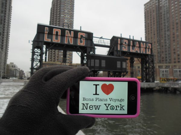 Dédicace de Teli à Long Island City ... mais avec des Gants !!! - Décembre 2013