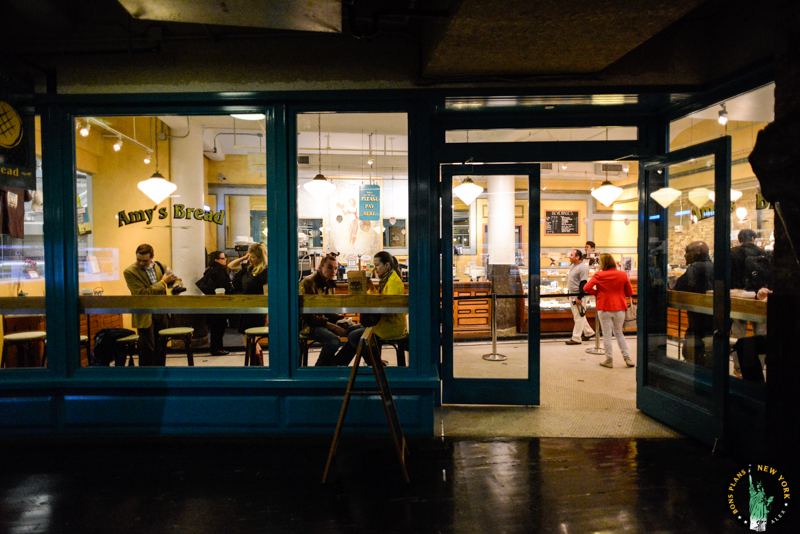 Chelsea Market Restaurant Ny
