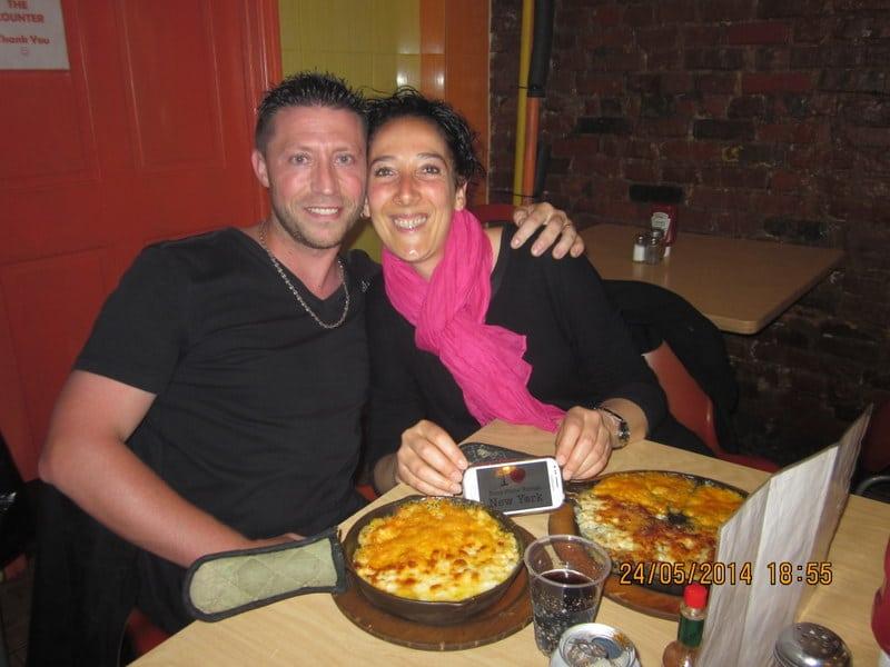 Restaurant Chez Christine A Vandeins