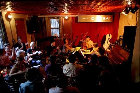 Jazz Restaurants Nyc Near Stephen Sondheim Theatre March