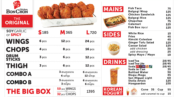 Le fast-food Fried Chicken Coréen de New York : le Bonchon Chicken ...