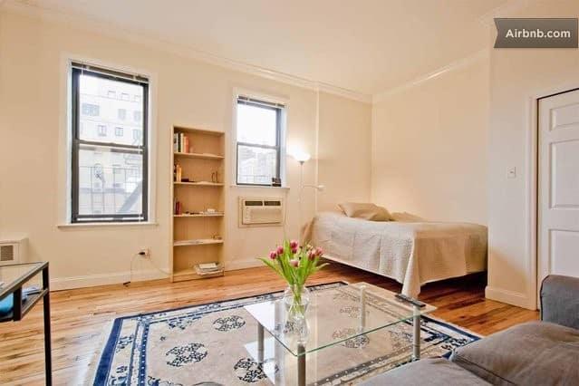 les bons plans pour un voyage new yorkles appartements test s par la communaut des bons plans. Black Bedroom Furniture Sets. Home Design Ideas
