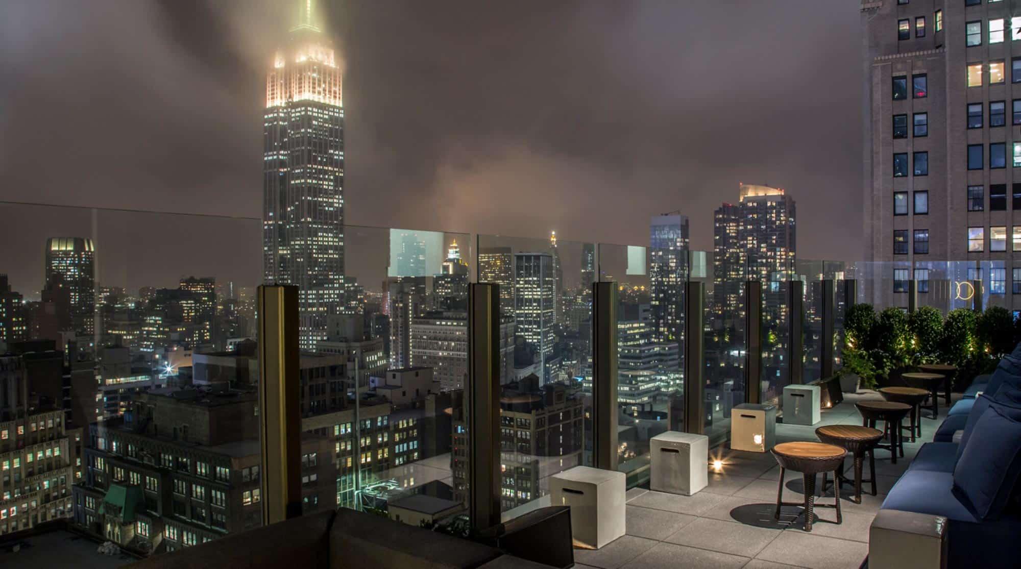 Nyc Rooftop Restaurants Winter