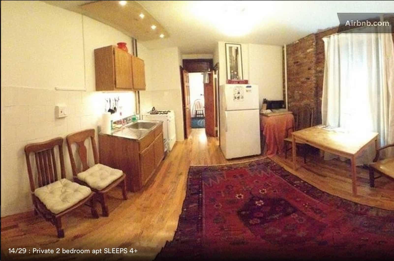 Les bons plans pour un voyage new yorkles appartements test s par la commun - Appartement new york brooklyn ...