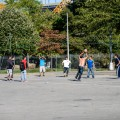 volley-ball-flushing-meadows-park-queens-nyc