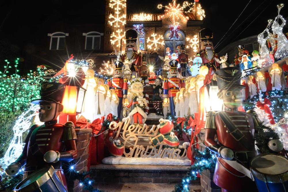 Enfant Noel Decoration
