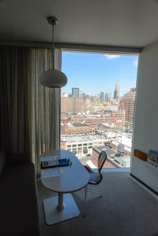 Standard Hotel High Line ROOM hudson studio