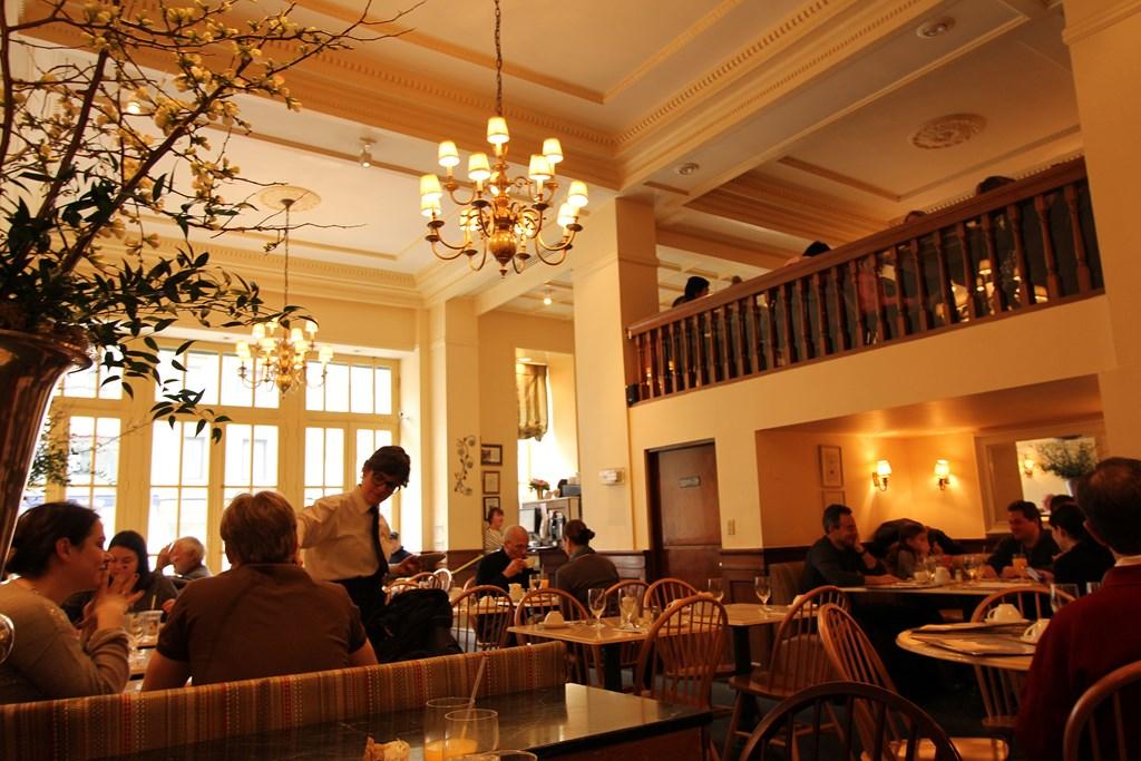 Restaurant Chez Ma Tante Rennes