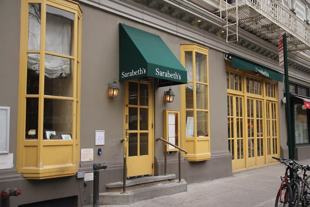 Restaurant Chez Lien Longueuil Menu