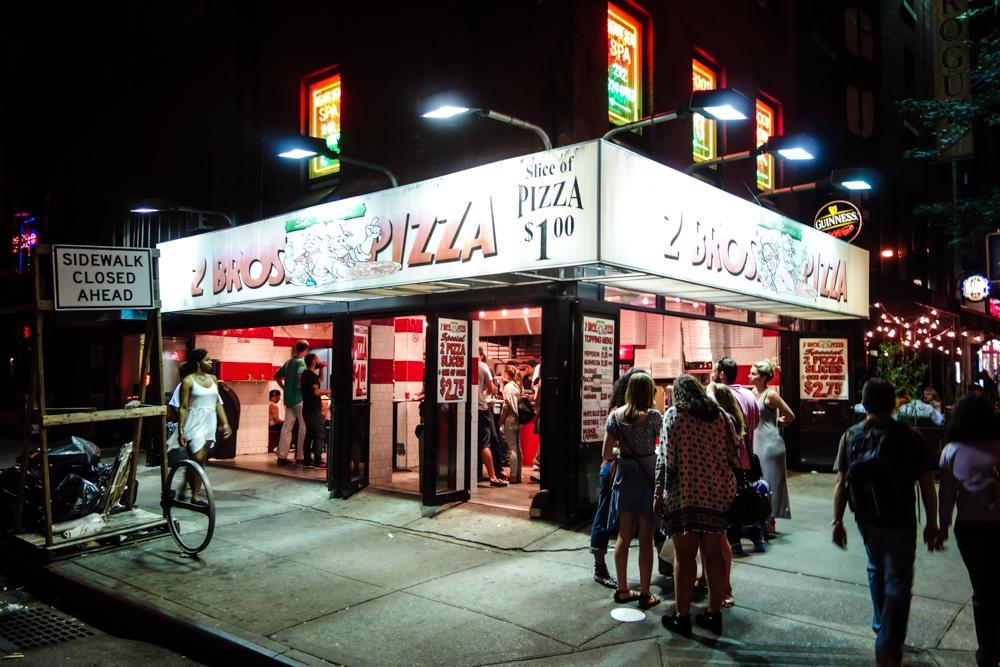 Tarif Pizza Restaurant Darwin Bordeaux