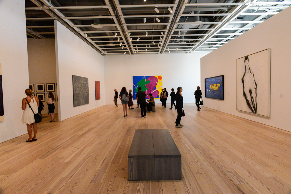 Le whitney museum le mus e d 39 art contemporain americain for Traditions of america floor plans