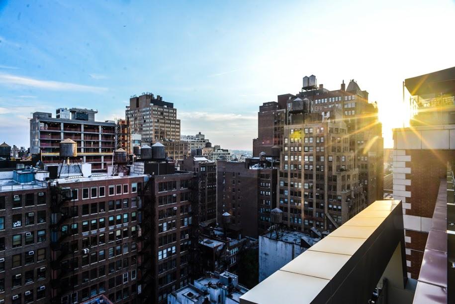 cambria hotels suites un nouvel h tel chelsea avec un rooftop. Black Bedroom Furniture Sets. Home Design Ideas