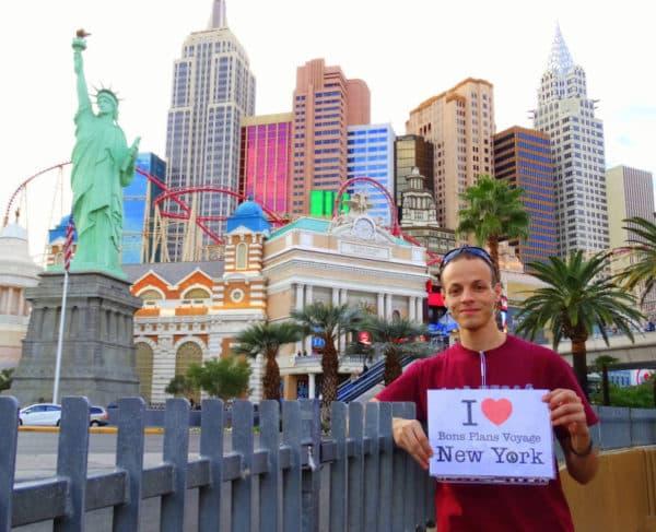 Dédicace BPVNY à Las Vegas cette fois ci mais toujours sur le thème de NYC :)