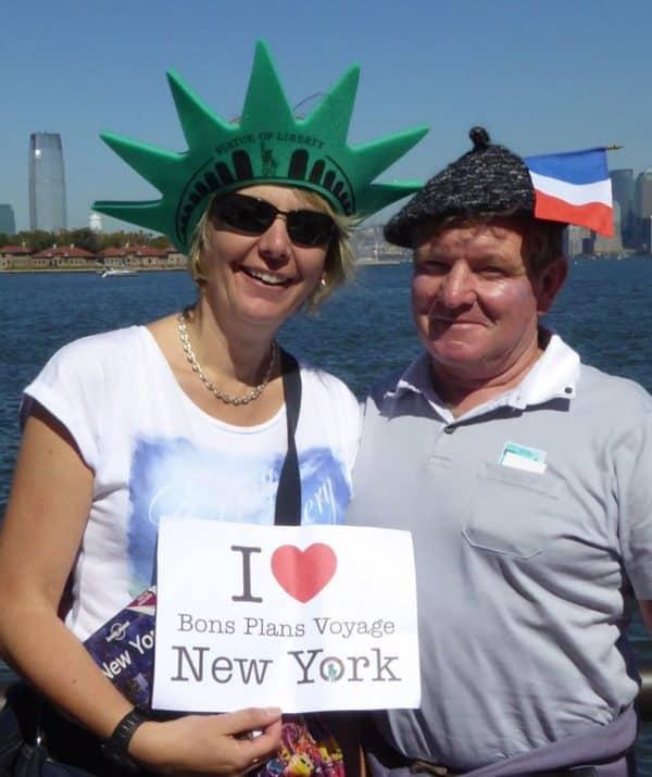 Les Frenchie's à New York !!! L'amicale Franco Américaine dans tous ses états !!! Merci Alex pour tes bons plans !