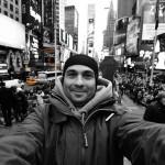 Portrait de David Hatuel passionné de NYC et de Photo, et qui vend justement ses clichés