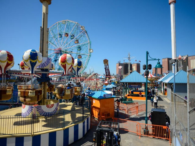 Image Result For Authentic Coney Island