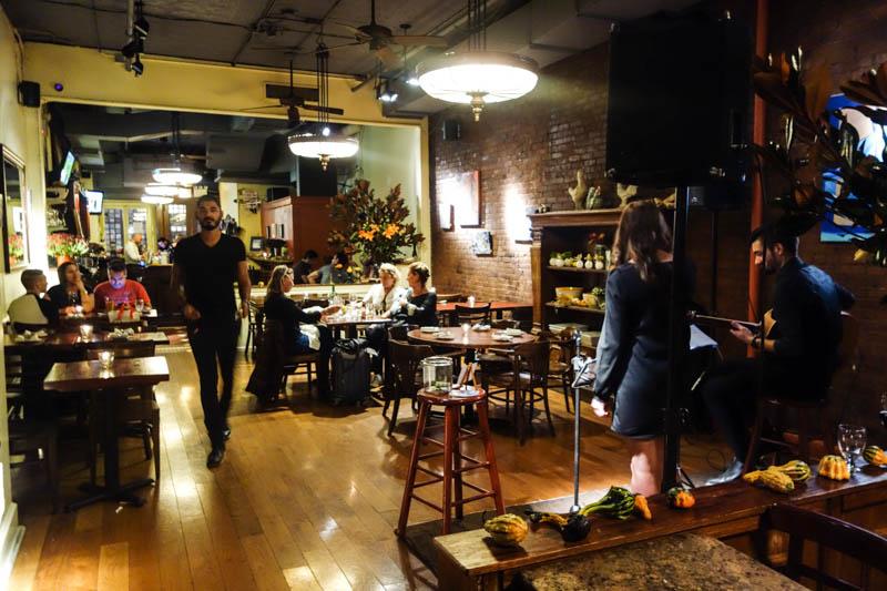 Soiree Fille Bar L Argile Cafe