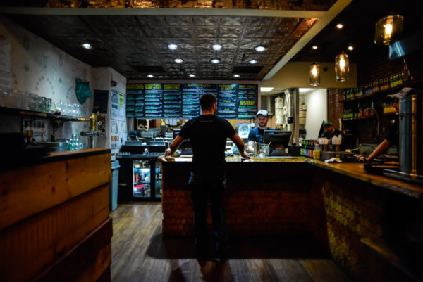 Bare Restaurant Le Mille Pate