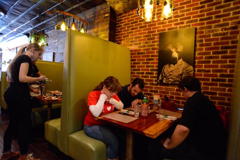 Restaurant Decoration Originale Paris