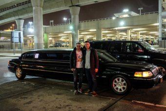 reserver limousine new york