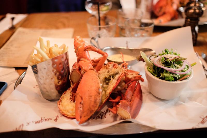 Burger & Lobster, le vrai bon plan homard à New York